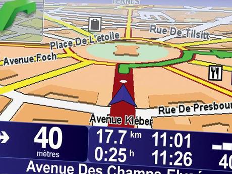 De navegadores GPS y experiencia de usuario