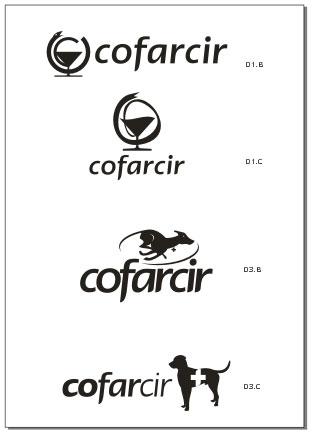 Estudios tipográficos de la nueva identidad corporativa